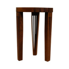 Redemption Round Stool by Albert Potgieter Designs