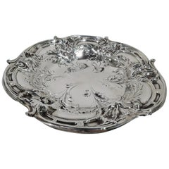 Reed & Barton Art Nouveau Sterling Silver Bowl