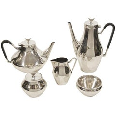 "Reed & Barton ""Denmark"" Complete Tea and Coffee Service"