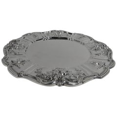 Reed & Barton Francis I Sterling Silver Serving Plate