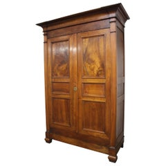Refined 19th Century French Armoire