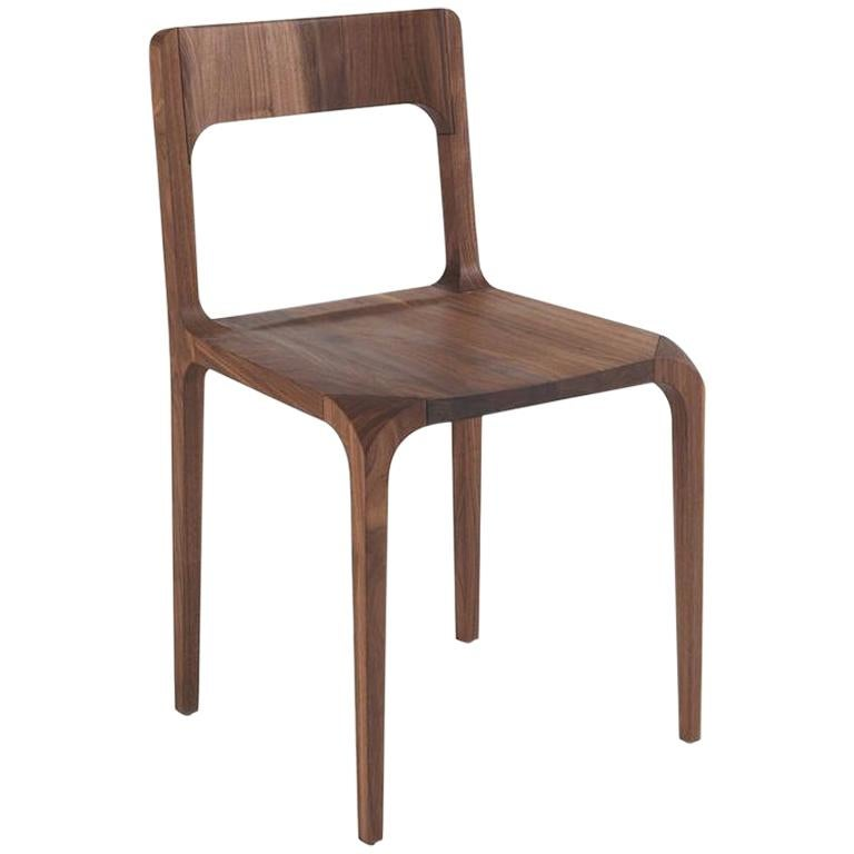 Refined Dining Chair For Sale