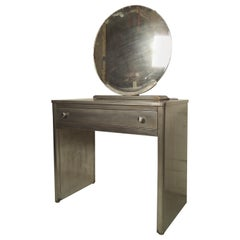 Refinished Metal Vanity