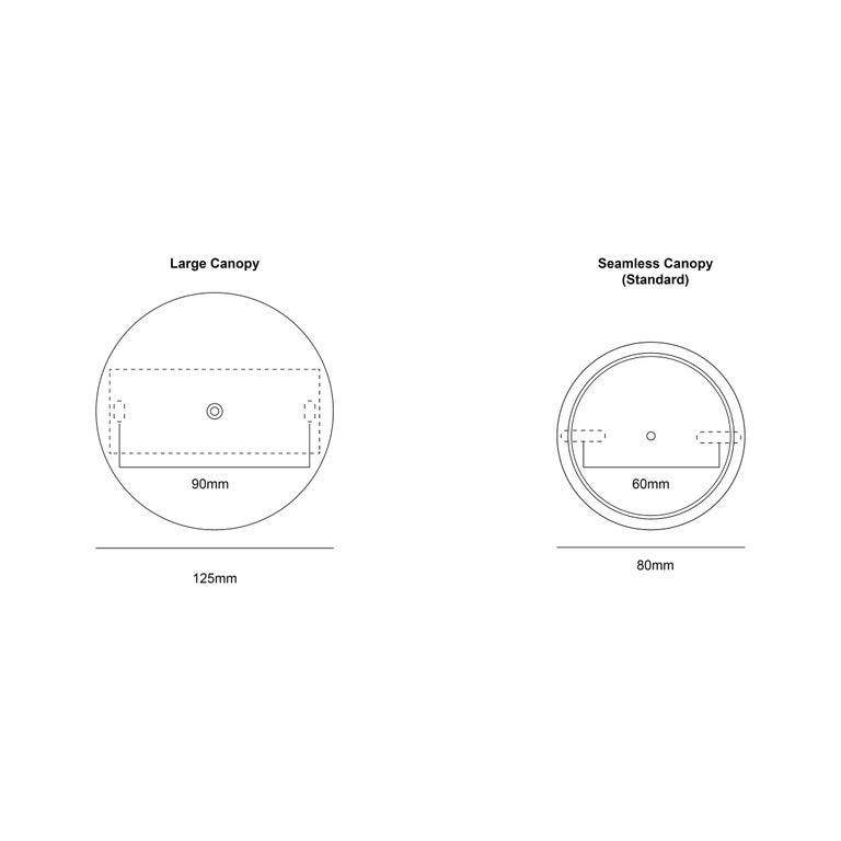 Reflector Linear LED Anodized Aluminum Pendant Light, Black / White Shade For Sale 8