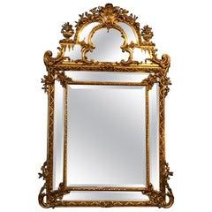 Regence Gilded Mirror