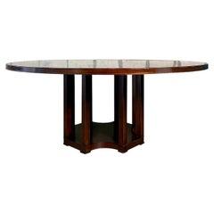 Regency Alexa Hampton for Hickory Chair Dining Table