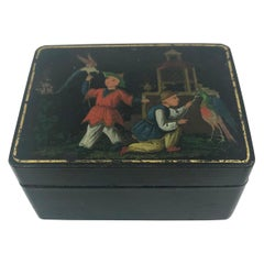 Regency Chinoiserie Box