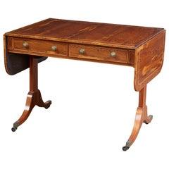 Regency Cocuswood Sofa Table