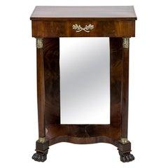 Regency Console Side Table