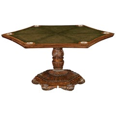 Regency Convertible Game Table