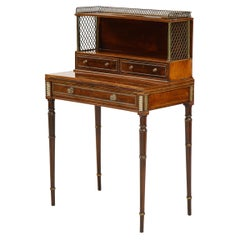 Regency Diminutive Writing Table