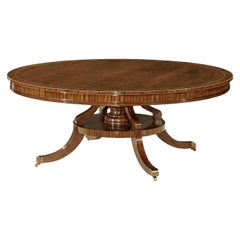 Regency Extension Pedestal Dining Table