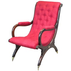 Regency Armchairs