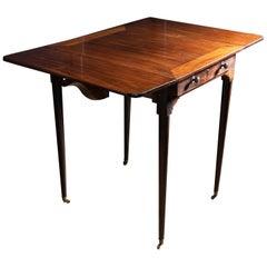 Regency Mahogany Pembroke Table, English, Early 19th Century