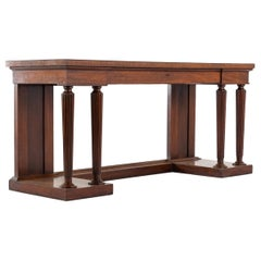 Regency Mahogany Serving/Side Table 'in the Manner of Gillows'