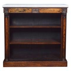 Regency Open Bookcase
