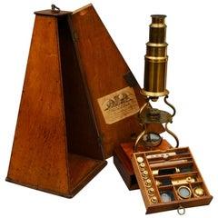 Regency Period William Harris Culpeper Microscope