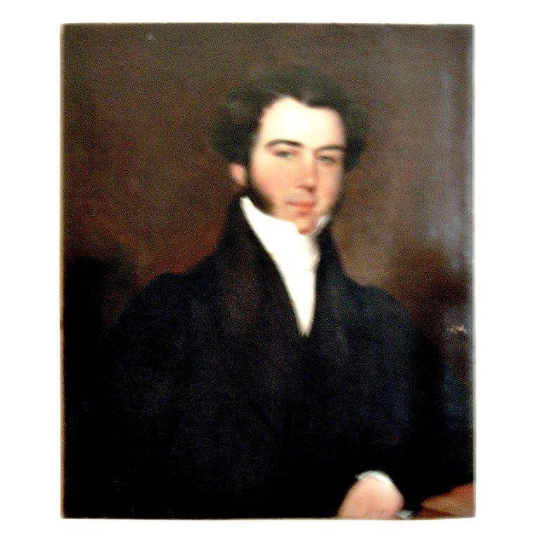 Regency Portrait of a Gentleman