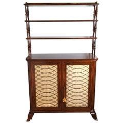 Regency Rosewood Server Cabinet