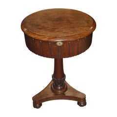 Regency Sewing Table