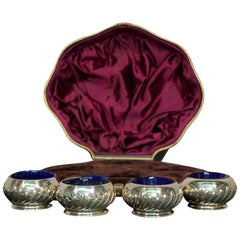 Regency Sterling Silver, Silver Salts
