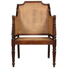 Regency Style Bergère Armchair
