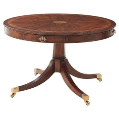 Regency Style Center Table