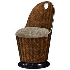 Regency Style Dressing Chair