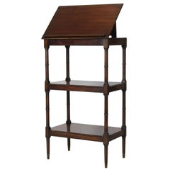 Regency Style Étagère Bookstand