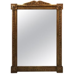 Regency Style Giltwood Mirror by Don Ruseau