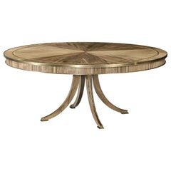 Regency Style Golden Dining Table