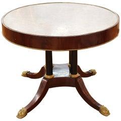 Regency Center Tables