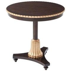 Regency Style Side Table