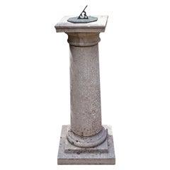 Regency Style Sundial