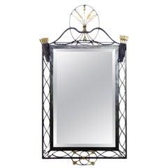 Regency Style Wall Mirror