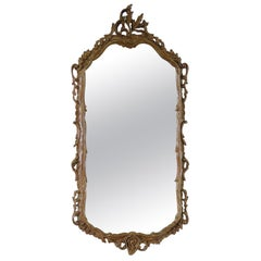 Regency Style Wall Mirror