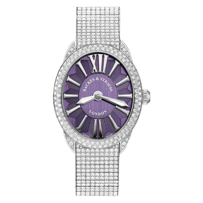 Regent Renaissance Ballerina 2833 Luxury Diamond Watch for Women