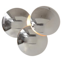 Reggiani Chrome Wall Lamp