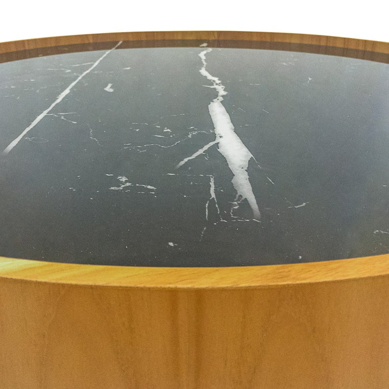 The stunning Regia occasional tables consist of a set of three tables with varying diameters (39