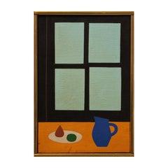 Minimal Contemporary Still Life Painting