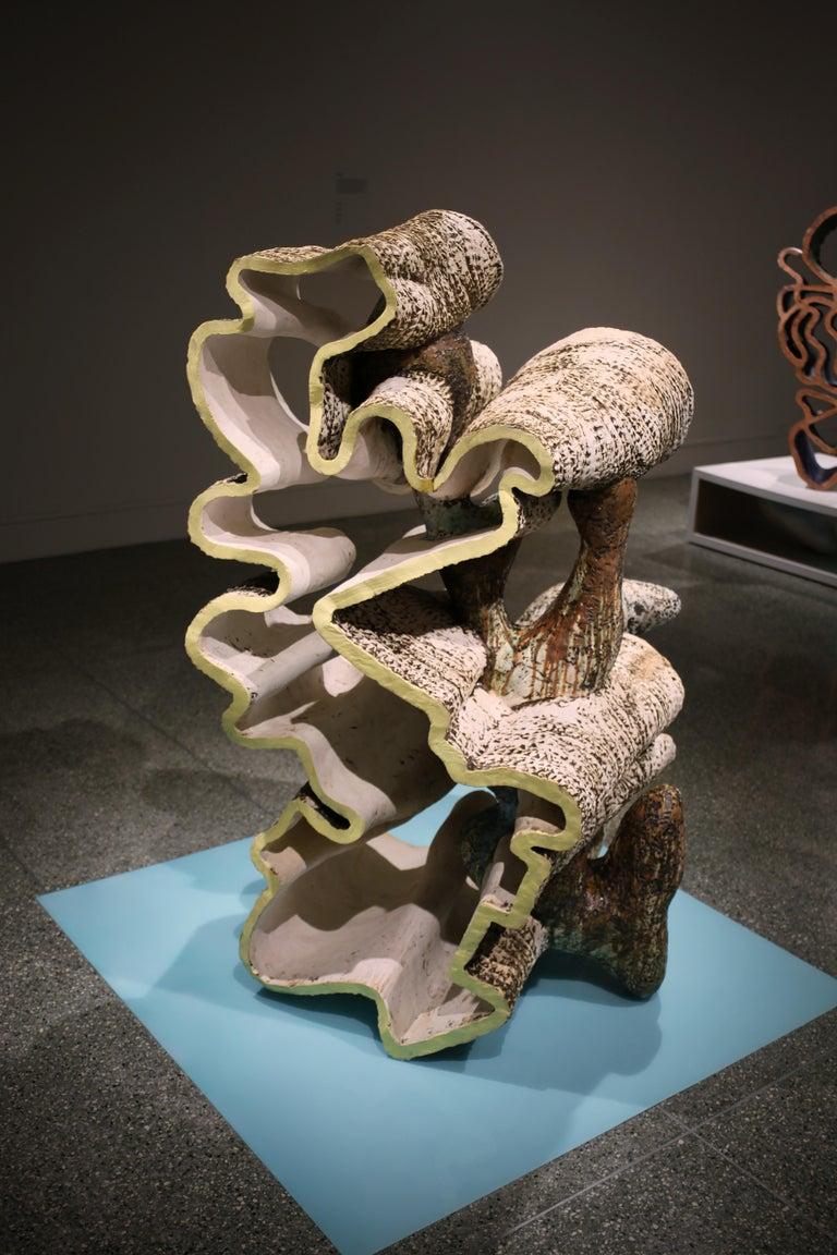 Reid Nicholls Lines Lines Lines Sculpture For Sale At