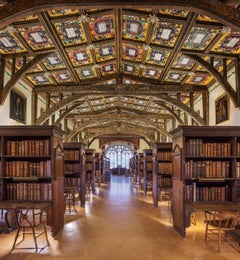 Duke Humfrey's Library I, Oxford, England