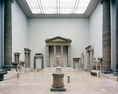 Greek Temple, Pergamon Museum, Berlin