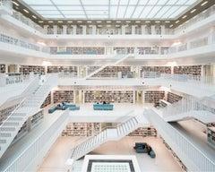 Open Space II - City Library, Stuttgart