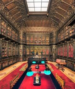 Reinhard Görner 'Biblioteca del Senado, Madrid, Spain' (Library, Madrid)