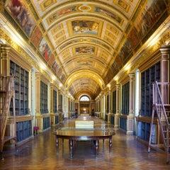 Reinhard Görner, Château de Fontainbleue II Library, France