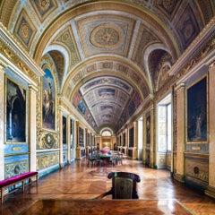 Reinhard Görner, Château de Fontainbleue III Library, France
