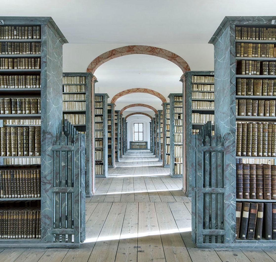 Reinhard Görner 'Francke Foundations II' (Library, Halle, Germany)