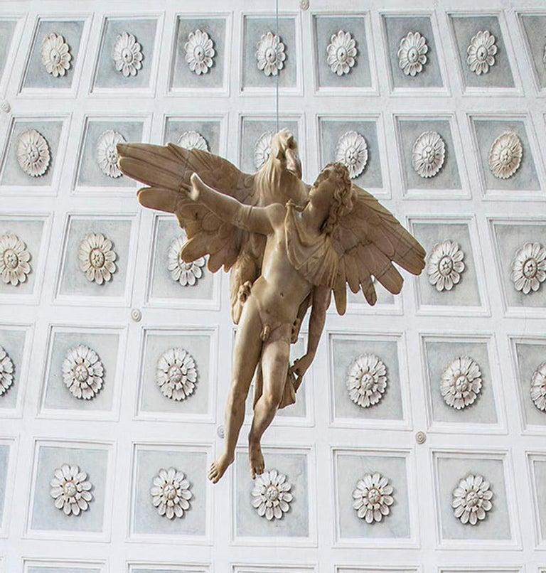 Reinhard Görner, Ganymed, Palazzo Grimani, Venice - Conceptual Photograph by Reinhard Görner