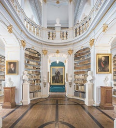 Reinhard Görner 'Great Minds' Duchess Anna Amalia Library, Weimar, Germany